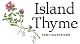 Island Thyme logo and link.