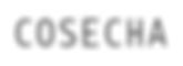 Cosecha Textiles logo and link.