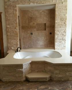 Work in progress ⚒🛠 #bathroomremodel #barhroomselfie #bathroomdecor #bathroomrenovation #housedesig
