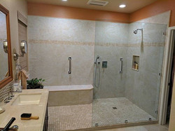 Another Beautiful full bathroom Remodeling #bathroom #bathroomdecor #bathroomremodel #bathroomselfie