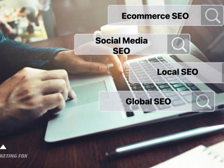Types of SEO Services In Singapore 2021