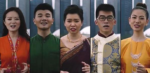 Multicultural Singapore