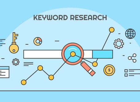 Beginner Steps to SEO - Types of Keywords Strategies (Chapter 4)