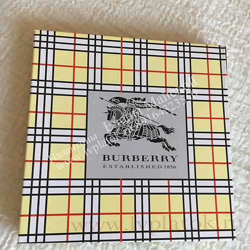 Брендовая Коробка  Бренд: Burberry