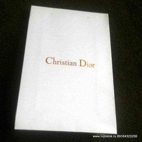 Брендовый Christian Dior Пакет