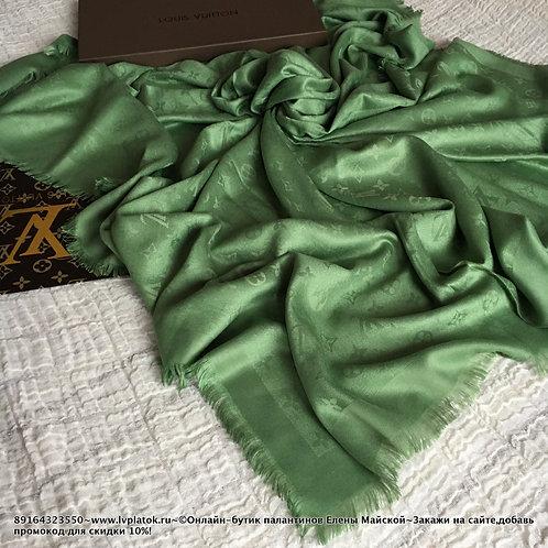 Новый Louis Vuitton Monogram DenimПлаток Степная Трава