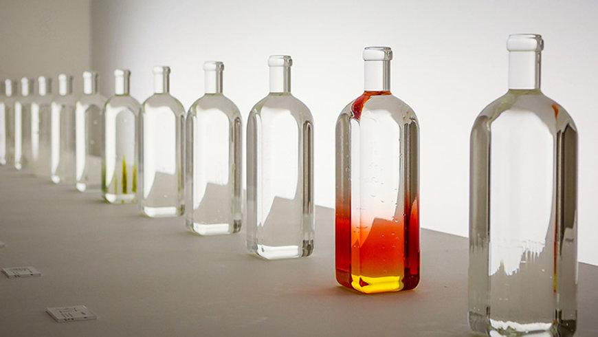 NENDO rain bottle