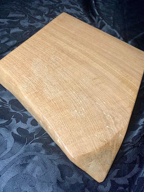 Solid White Oak Chopping Board/Block