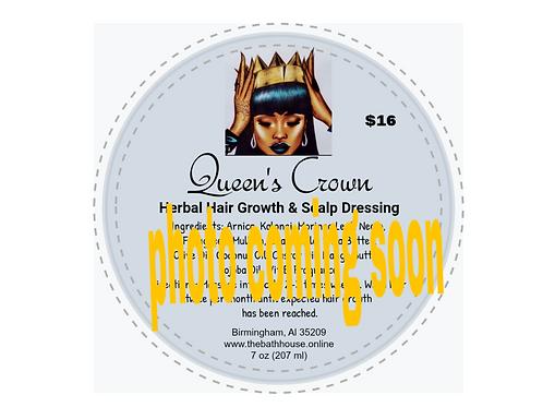 Queen's Crown Hair Butter