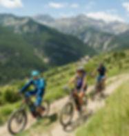 Accompagnement en VTT électrique dans les Hautes Pyénées