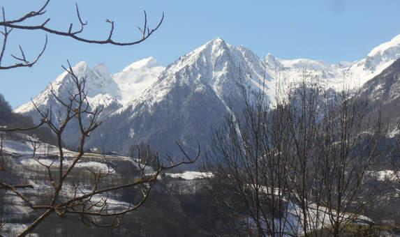 Les montagnes des Hautes Pyrénées