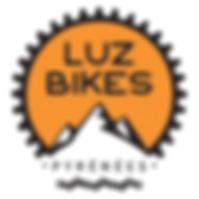Logo Luz Bikes Pyrénées - sorties accompagnées en VTT électrique dans les hautes Pyrénées