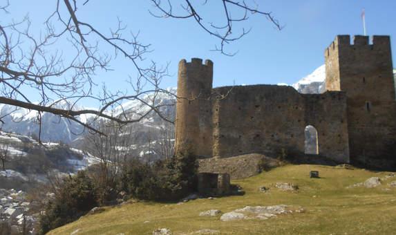 Château Saint Marie - Esquièze Sere