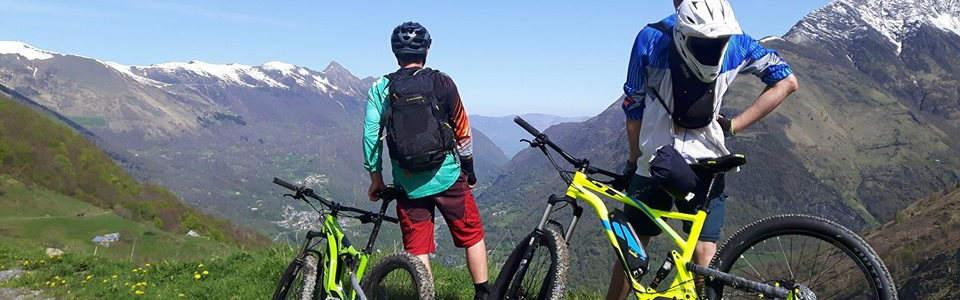 Luz Bikes Pyrénées - panorama