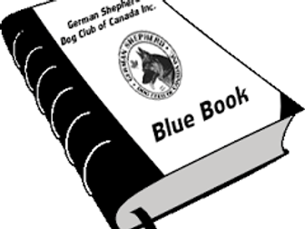 GSDCC Blue Book- past issues
