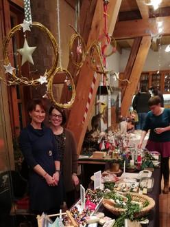 Weihnachtsmarkt auf dem Lindenhof Bayreuth