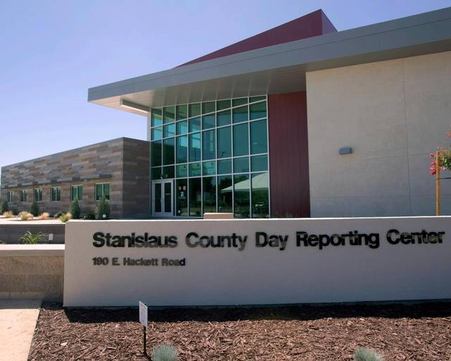 Stanislaus County Day Reporting Center