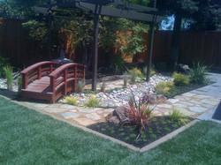 Storer Transportation - Private Garden