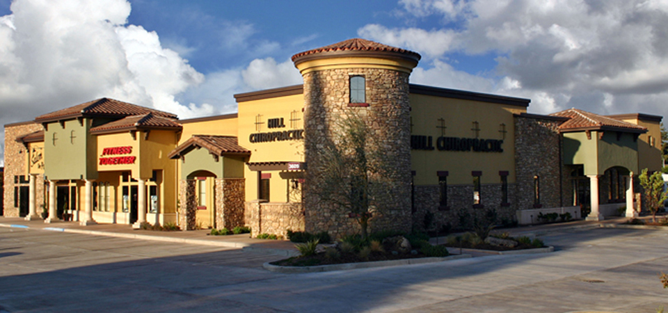 Oakdale Road Retail Center