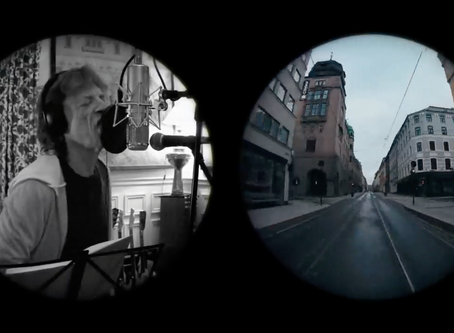 »living in a ghost town« video der rolling stones