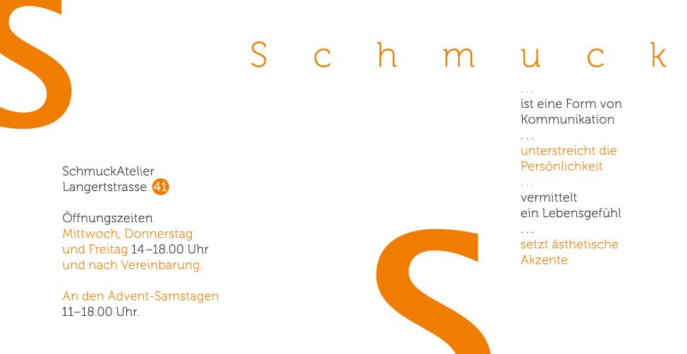 schmuck visitenkarten-leporello