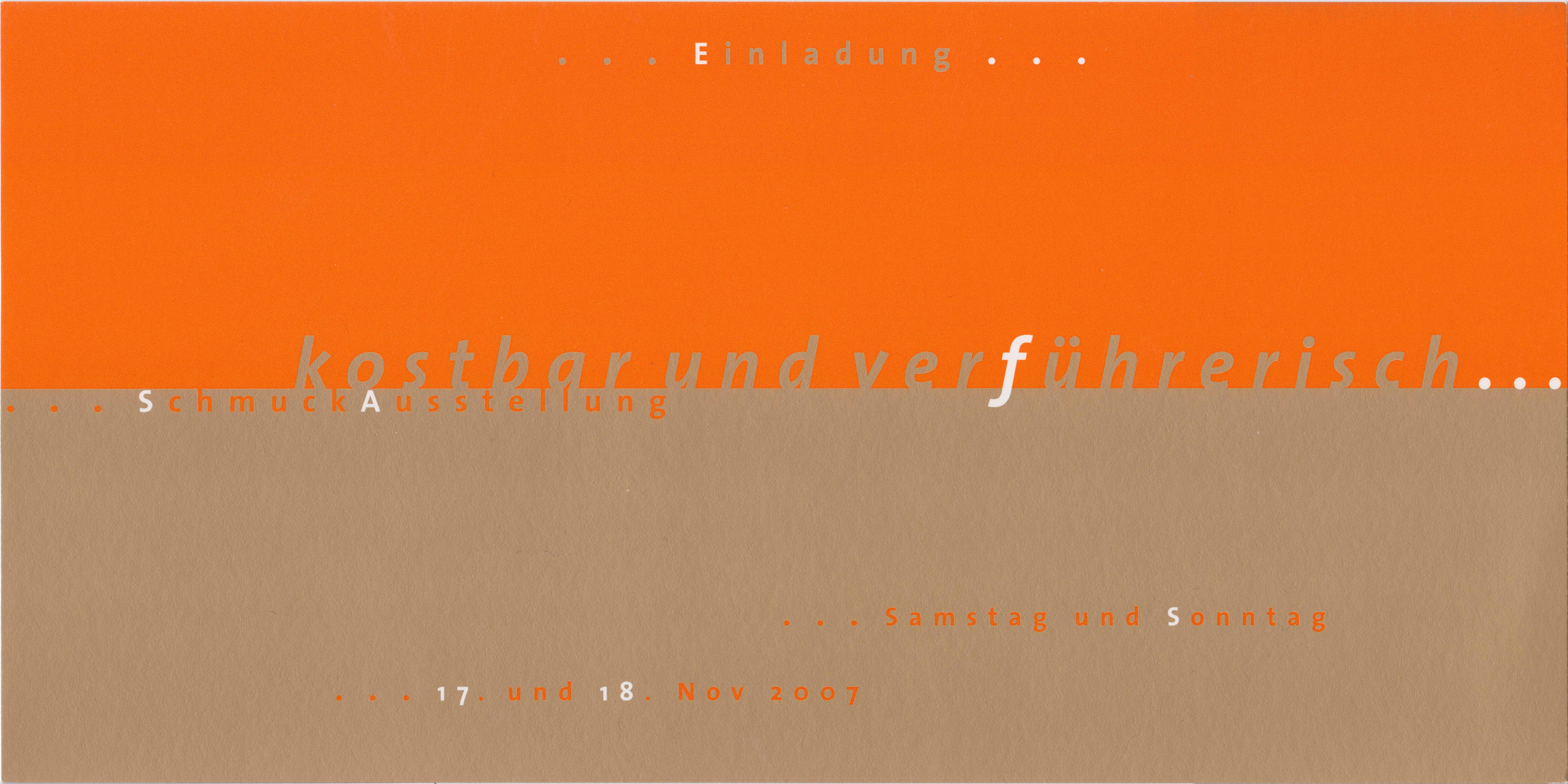 schmuckausstellung 1997