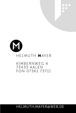 helmuth mayer visitenkarte