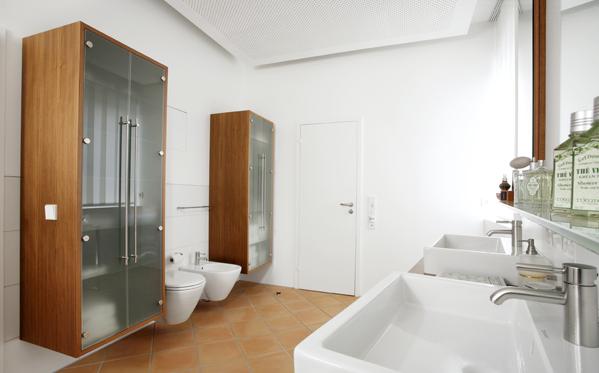 Badezimmereinrichtung, Bildrechte: Peter Hail