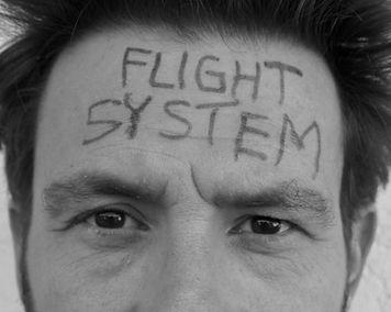 Flight System Man, Andrea Bianconi, Fabula Fine Art, Ferrara, Italy