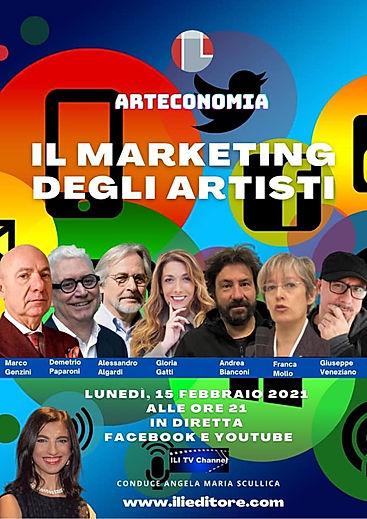 Arteconomia -Il Marketing degli artisti