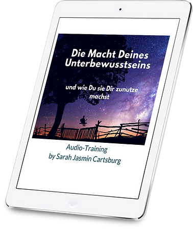 Audio-Training die Mcaht deines Unterbew