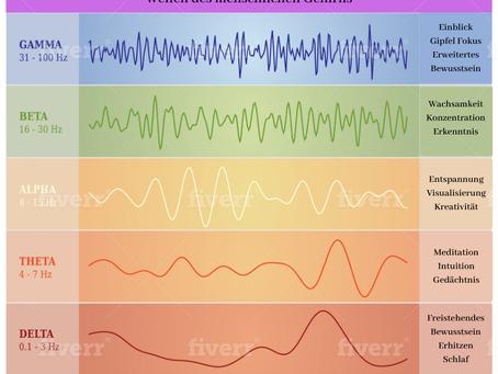Alles, was du über die 5 Gehirnwellen wissen musst (Theta-Wellen, Alpha-Wellen, Delta-Wellen...)