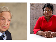 GEORGE SOROS AND STACEY ABRAMS: RACIST LIARS OF THE LEFT