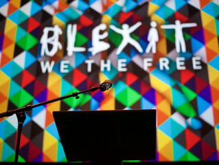 E.W. Jackson Speaks At Candace Owens Second BLEXIT Rally