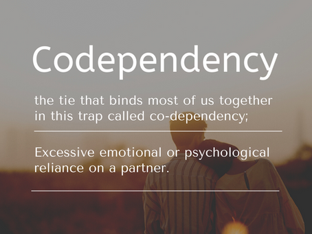 Codependency (part 1): Is this you?