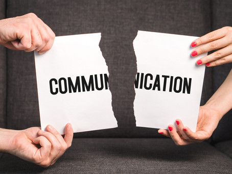 How the lack of communication can ruin your relationships