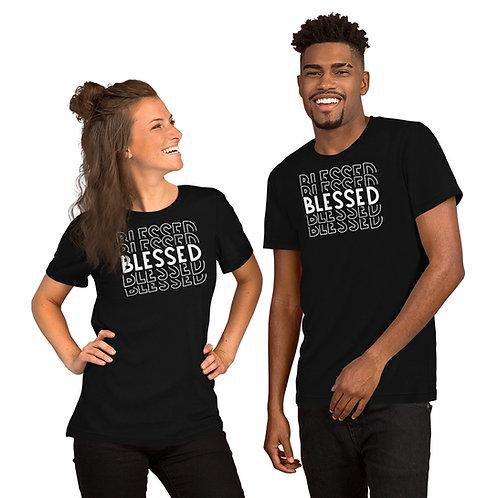 Blessed - Short-Sleeve Unisex T-Shirt