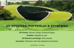 UX Process - 2021
