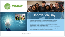 Trane Innovation Day - 2020