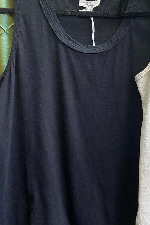 Orientque singlet - Black