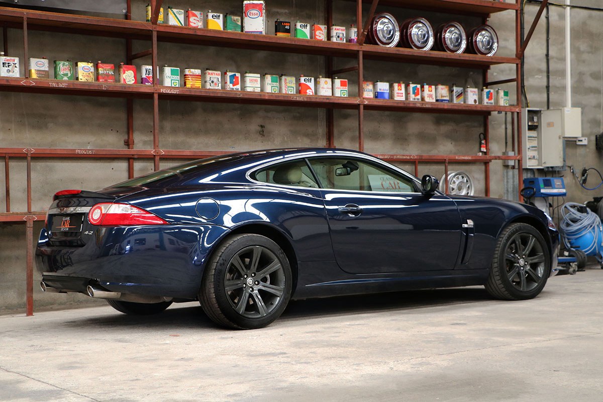 Jaguar XK coupé 4.2L