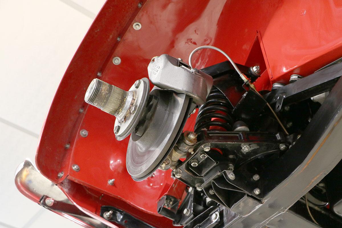 Triumph TR3 A 1959
