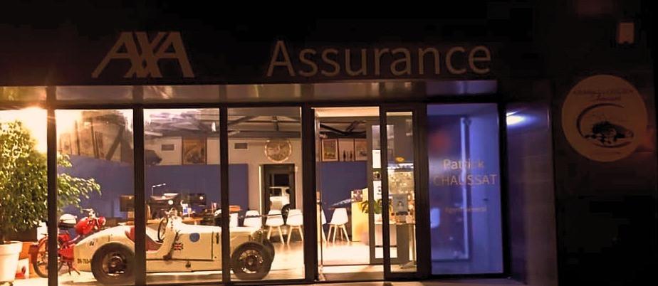 Axa assurance collection patrick chaussat Carcassonne