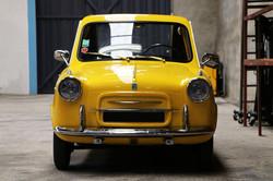 Vespa 400 de 1961