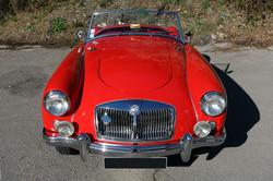 MGA 1500 mk1 - 1957