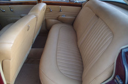Jaguar MK2 3.4L 1961