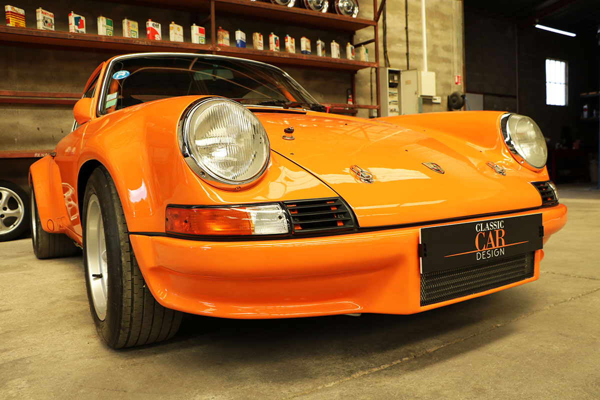 Porsche 911 evocation 2.8 RSR