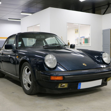 Porsche 911 backdating 2.5ST