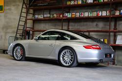 Porsche 911 Targa Carrera 4S