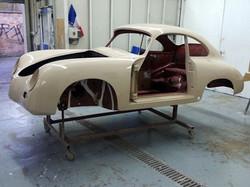 Porsche 356 AT1 1956